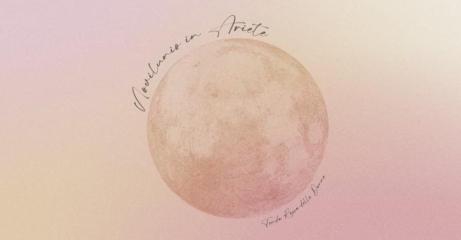 luna nuova in ariete