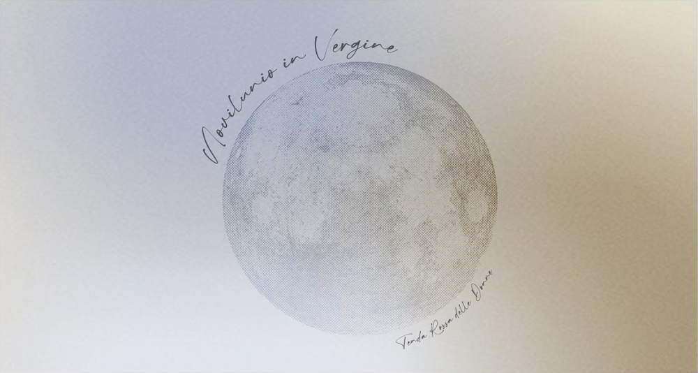 luna nuova in vergine